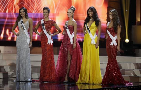 Мисс Вселенная 2014 – финальные аккорды