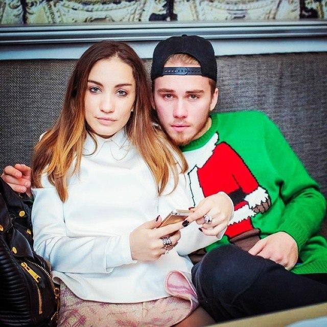 Виктория Дайнеко беременна