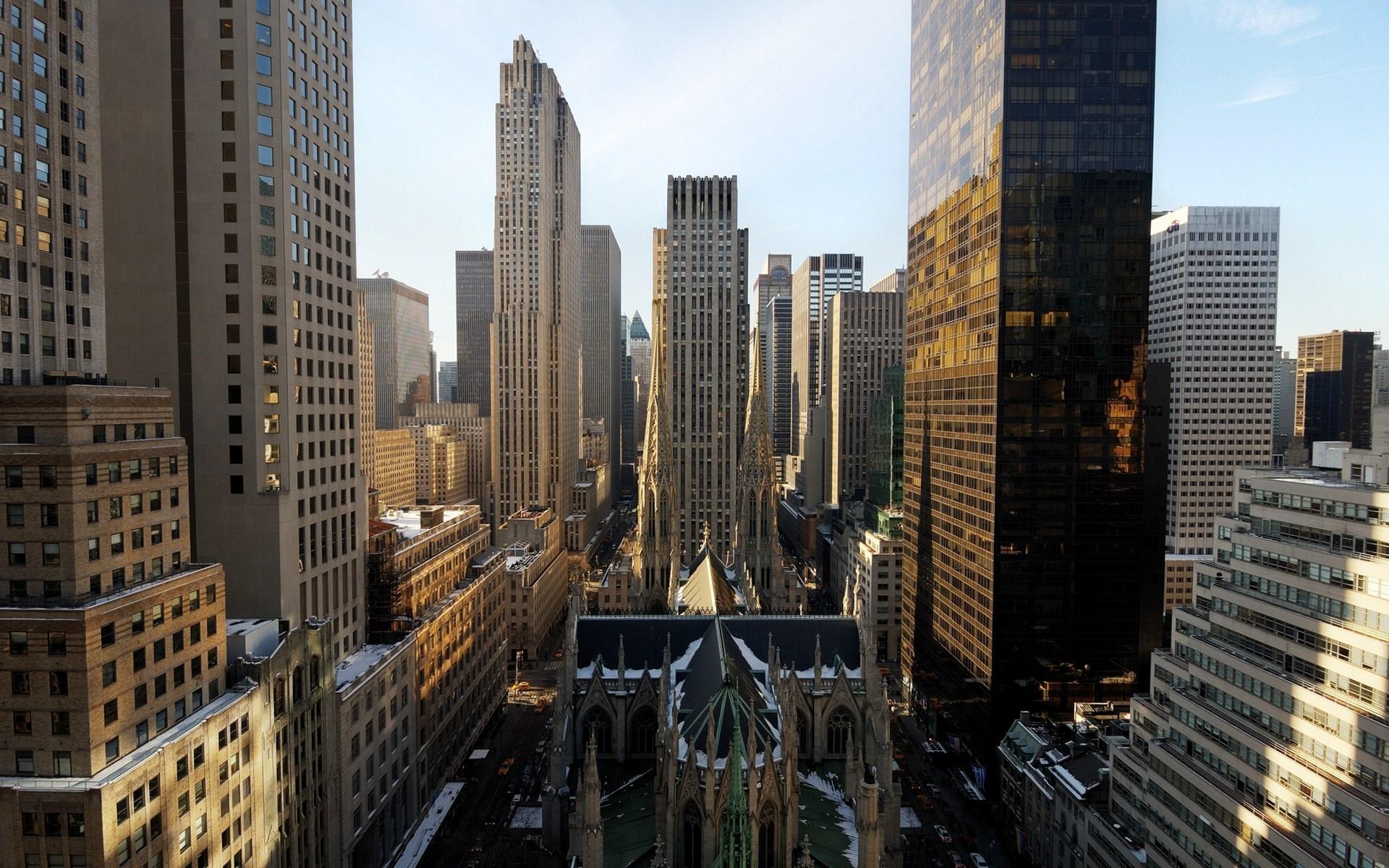 В Нью-Йорке появятся микроквартиры