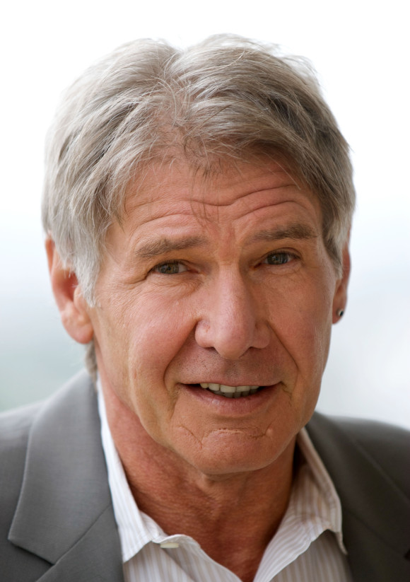 EXCLUSIVE - Harrison Ford Photosession - Los Angeles