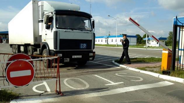 Нелегалы из Украины пересекают границы в кузовах фур