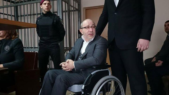 Геннадий Кернес присутствовал на заседание суда