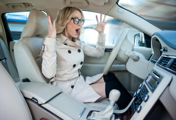 Женщина за рулем: побеждаем комплексы