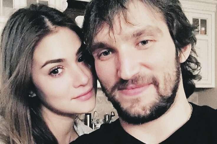 Александр Овечкин и дочь Веры Глаголевой вместе