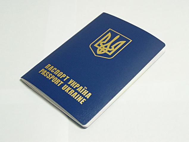 С 1 апреля в Украине младенцам начнут выдавать загранпаспорта
