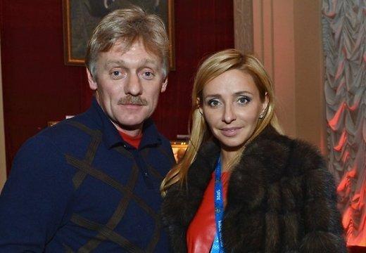 Татьяна Навка и Дмитрий Песков сыграют свадьбу