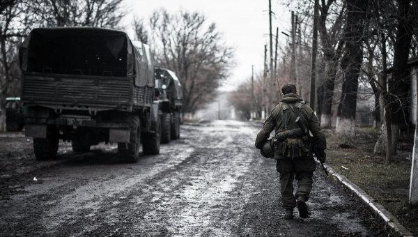 В Донецке вновь слышна канонада