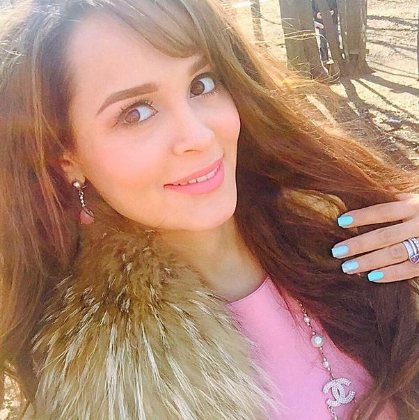 Анна Калашникова восстанавливает фигуру после родов