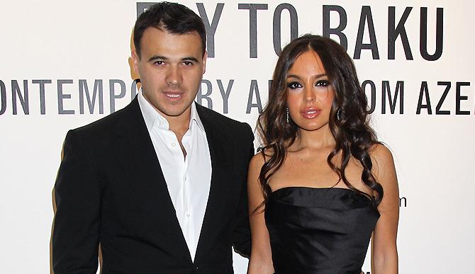 Эмин Агаларов официально заявил о разводе с Алиевой