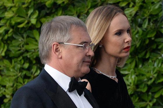 Депутат Госдумы Виталий Южилин и Илона Столье: роскошь, которой позавидуют боги