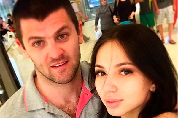 Александр Радулов отдает свое сердце гимнастке Дмитриевой