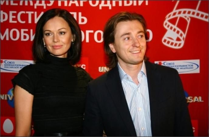 Развод Сергея Безрукова