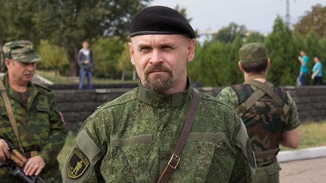 В результате покушения убит командир бригады Призрак Алексей Мозговой