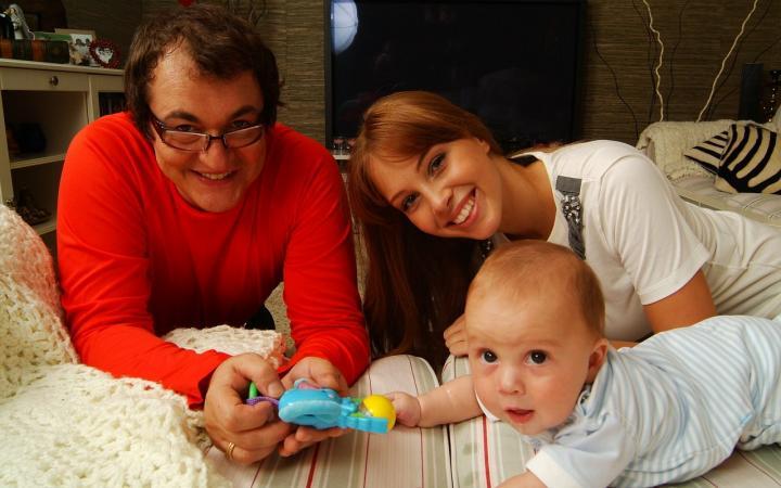 Полина Диброва родила третьего ребенка