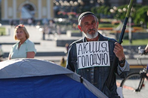 Разгром Майдана 3.0 подробности