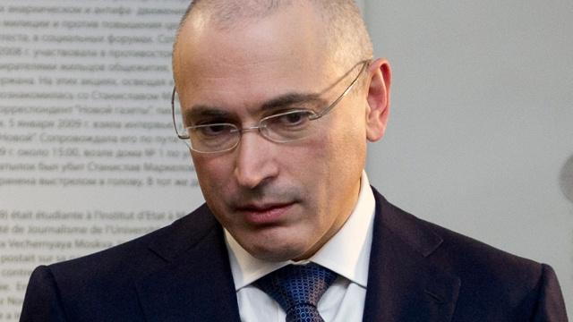 Михаила Ходорковского подозревают в организации убийства