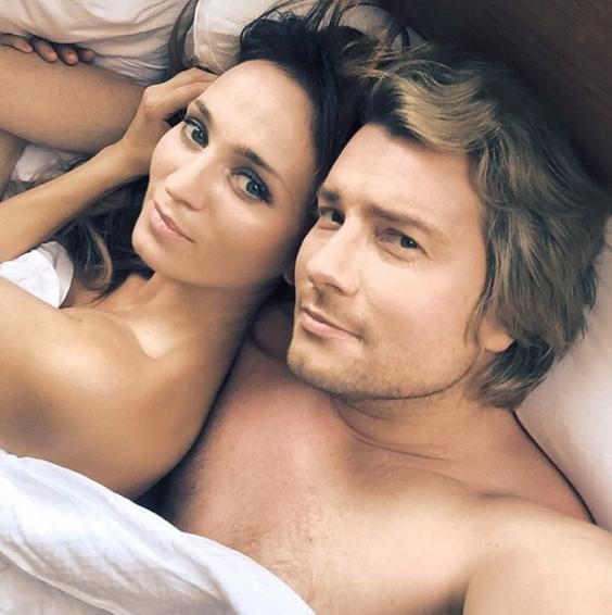 Николай Басков в постели с Софи Кальчевой