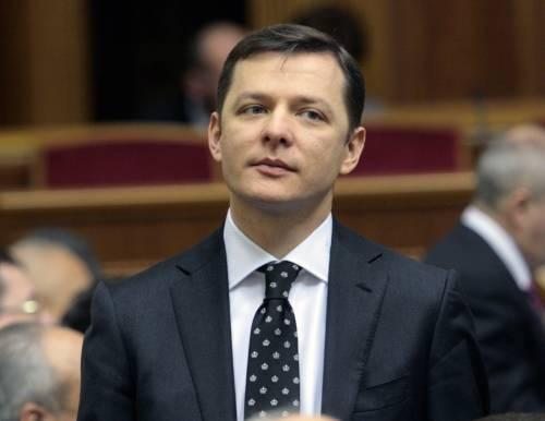 Ляшко попытался сорвать совещание, на котором обсуждалась отставка Наливайченко