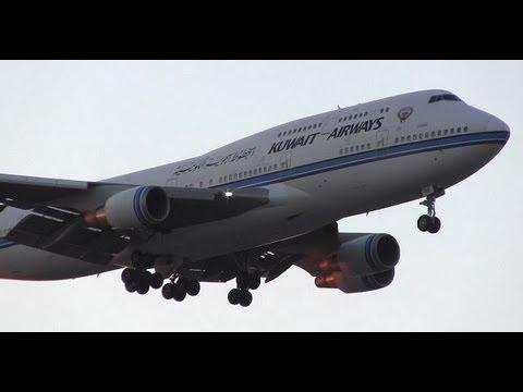 На самолете, летящем из Нью-Йорка в Кувейт, объявлено ЧП