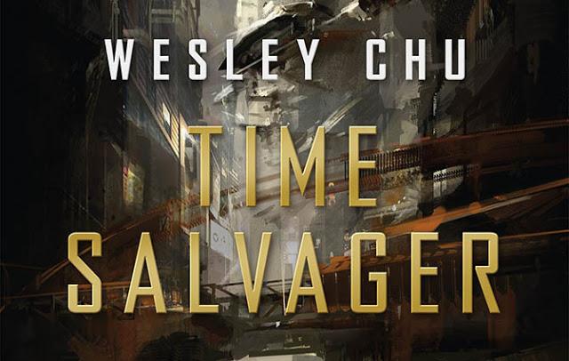 Wesley Chu: Time Salvager könyvéből Michael Bay film lesz
