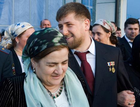 Аймани Кадырова подарила квартиры жителям Грозного