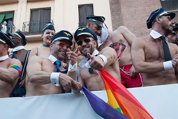 gay on america