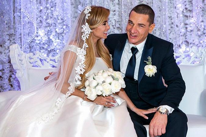 Свадьба Ксении Бородиной и Курбана Омарова не пришлась по душе землякам бизнесмена