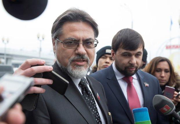 Пушилин и Дейнего хотят продлить встречу в Минске