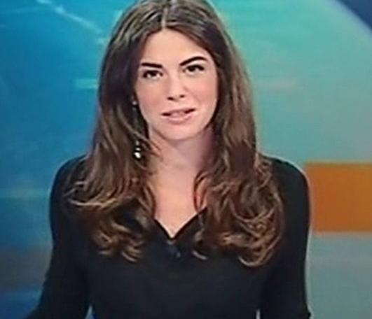 С новостями спорта итальянские зрители узнали, какое нижнее белье предпочитает ведущая