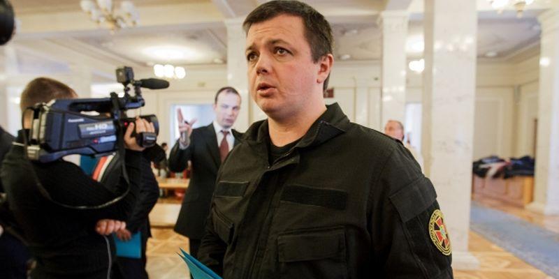 Семенченко в очередной раз обвинил командование во вранье