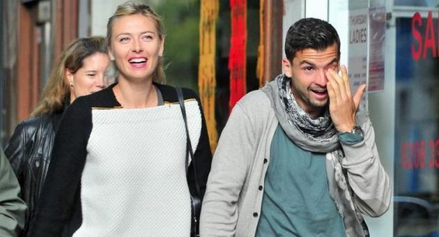 Мария Шарапова и Григор Димитров расстались окончательно
