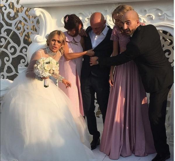 Свадьба Анны Хилькевич и Артура Волкова SCOW