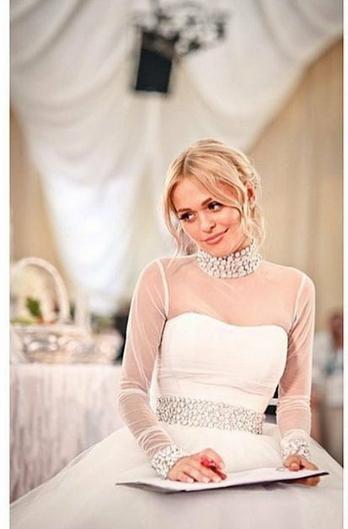 Анна Хилькевич поделилась с поклонниками фото со свадьбы ...: http://freshnovosti.com/2015/08/15/anna-xilkevich-podelilas-s-poklonnikami-foto-so-svadby/