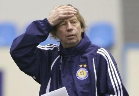 Юрий Семин после матча был госпитализирован
