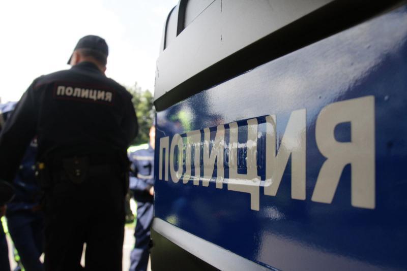 В отделении полиции Москвы задержанный свел счеты с жизнью