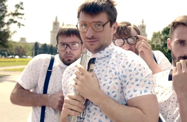 Новый клип Сергея Лазарева на песню