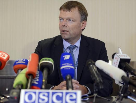 ОБСЕ обвинила Украину в создании препятствий их работе