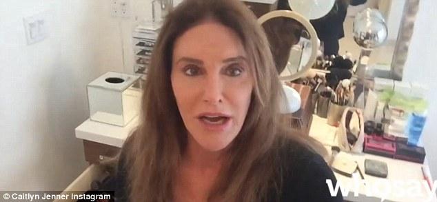Кейтлин Дженнер показала откровенное видео
