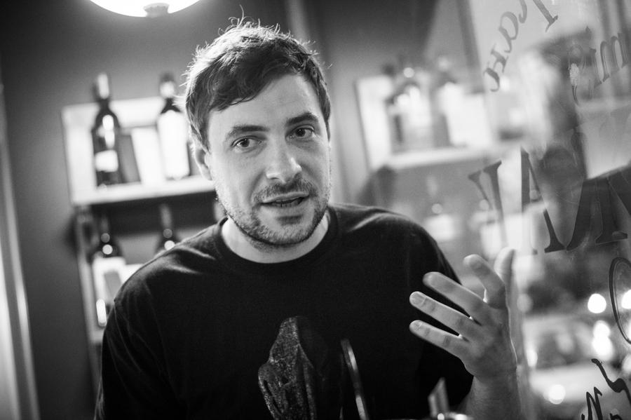 Евгений Цыганов о своих романах на стороне