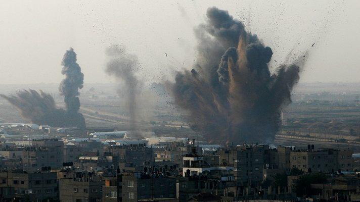 Российские истребители нанесли массированные удары по позициям ИГИЛ с Сирии