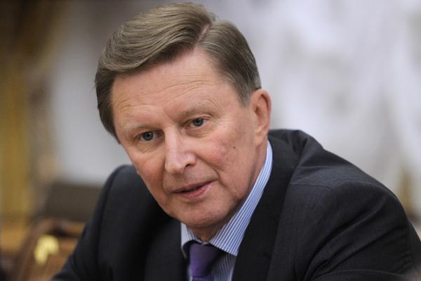 Сергей Иванов сообщил об обращении к РФ Башара Асада
