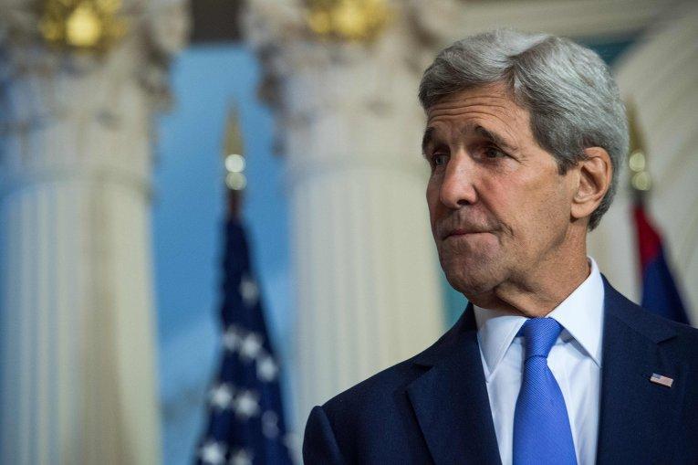 Джон Керри: с Асадом и ИГИЛ мира в Сирии не будет