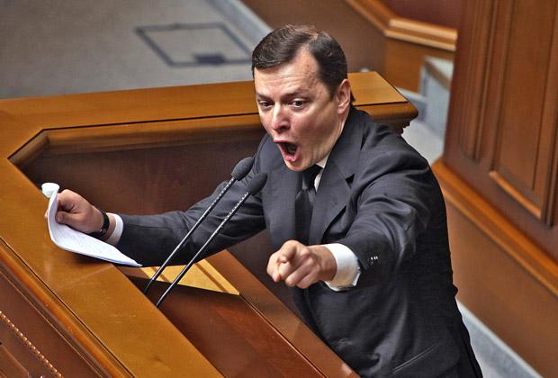 Ляшко назвал Порошенко главной ошибкой украинцев