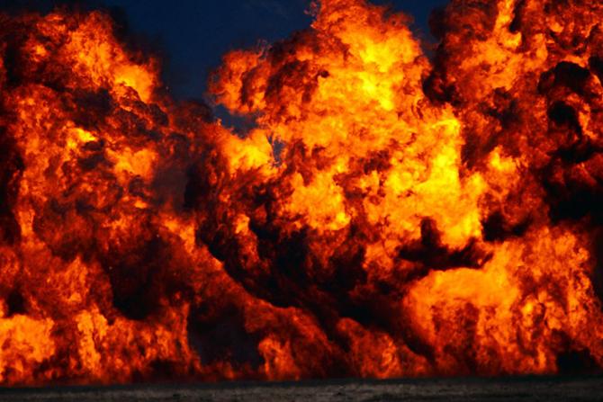 В Одессе взорвали СБУ