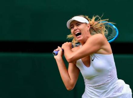 Мария Шарапова самая богатая спортсменка