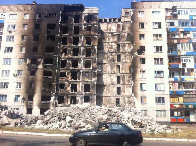В Донецке прогремели сразу два мощнейших взрыва