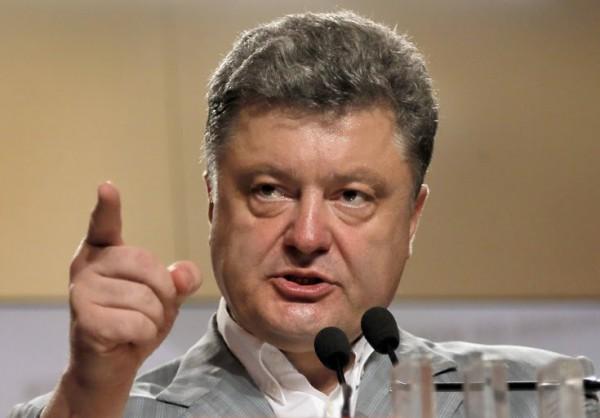 Петр Порошенко: украинцы изменили весь мир!
