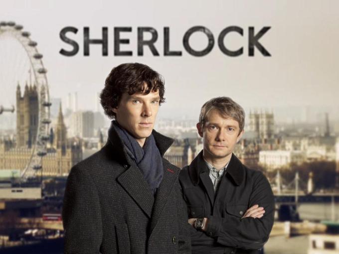 Видео 4 сезона Шерлока появилось в сети