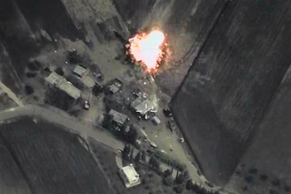 США не подтверждает удары РФ по сирийским повстанцам