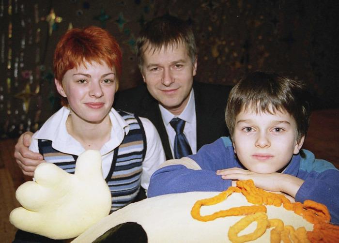 Игорь Ливанов сообщил о пополнении в семействе